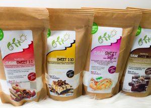 SugarSweet naravna sladila brez kalorij