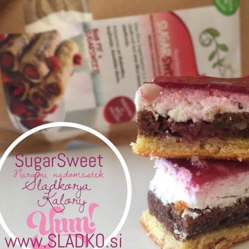 Preprost način za omejitev sladkorja - SugarSweet