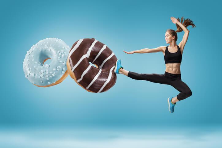 Zasvojenost s sladkorjem.