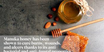 Zdravilna moč manuka medu