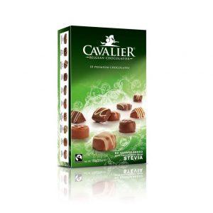 Cavalier bonboniera premium pralines (100g)