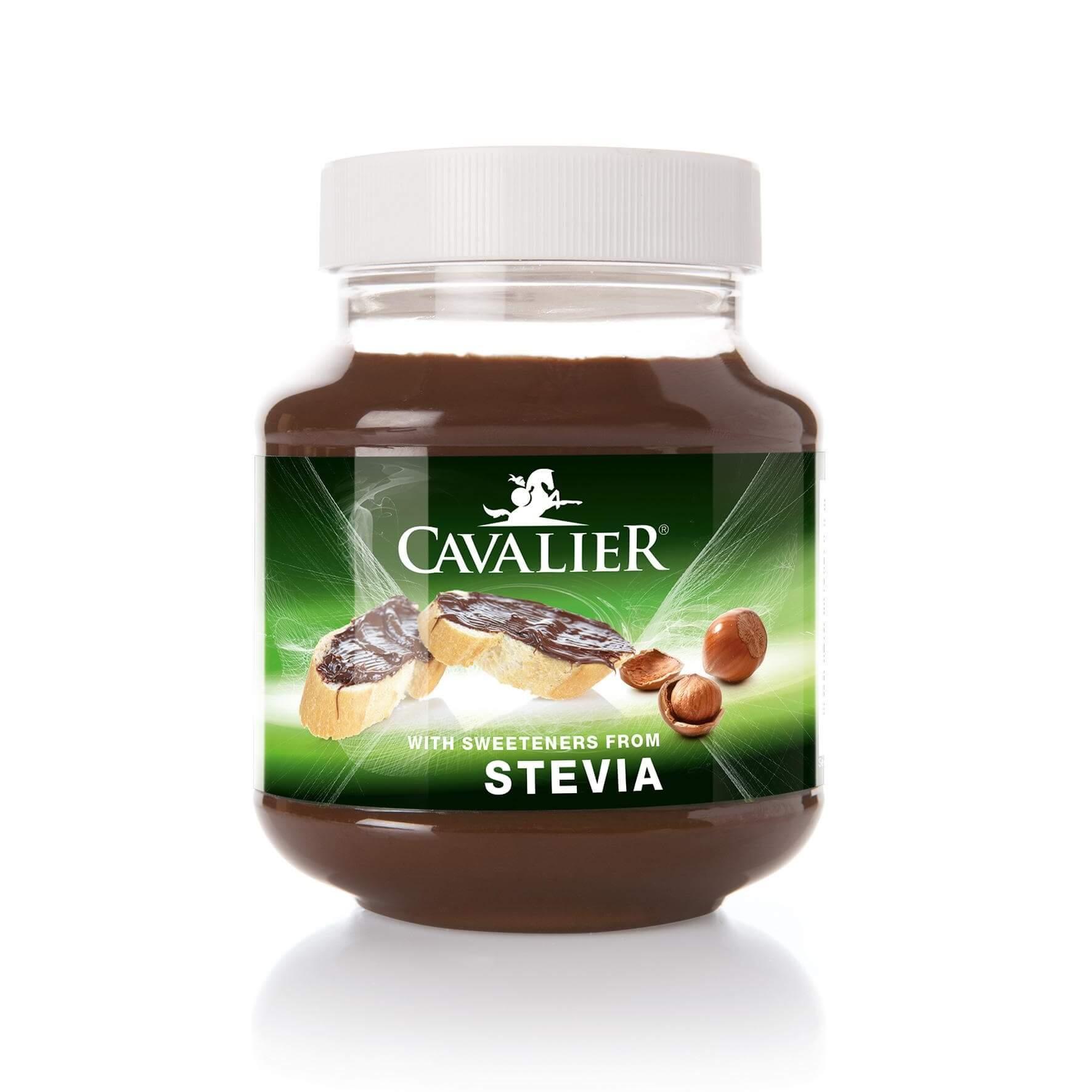Cavalier namaz (stevia) z okusom lešnika