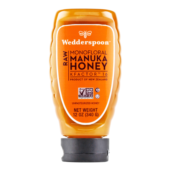 manuka med squeeze Wedderspoon 340g