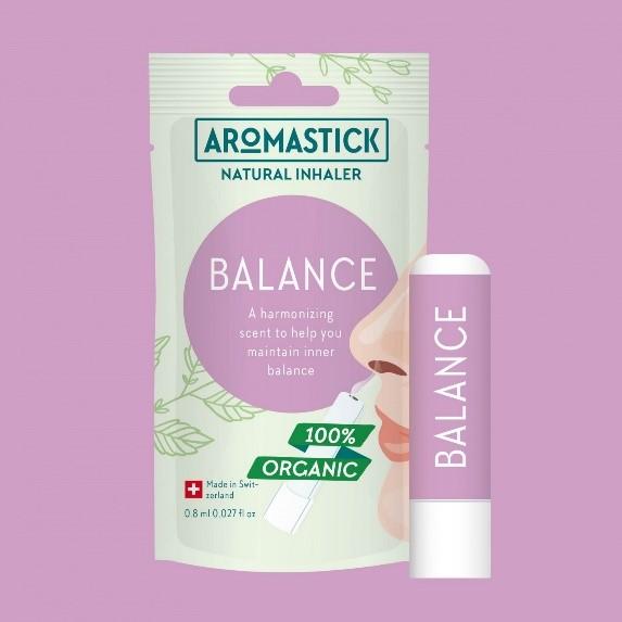 Aromastick Balance za harmonijo in notranje ravnovesje