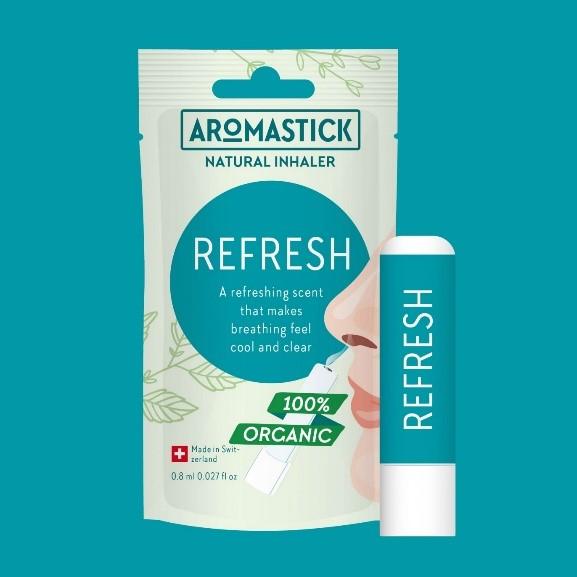 Aromastick Refresh za instant osvežitev