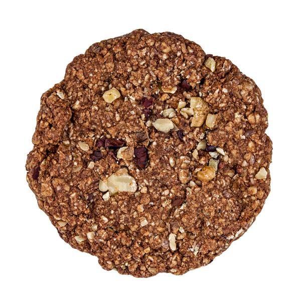 Kookie Cat piškot z zrni kakava in orehi, ekološki piškot, brez glutena