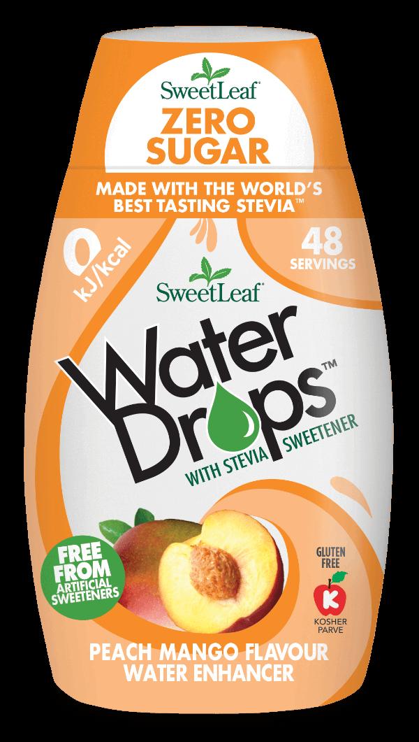 Naravno sladilo za vodo SweetLeaf Water Drops - Mango