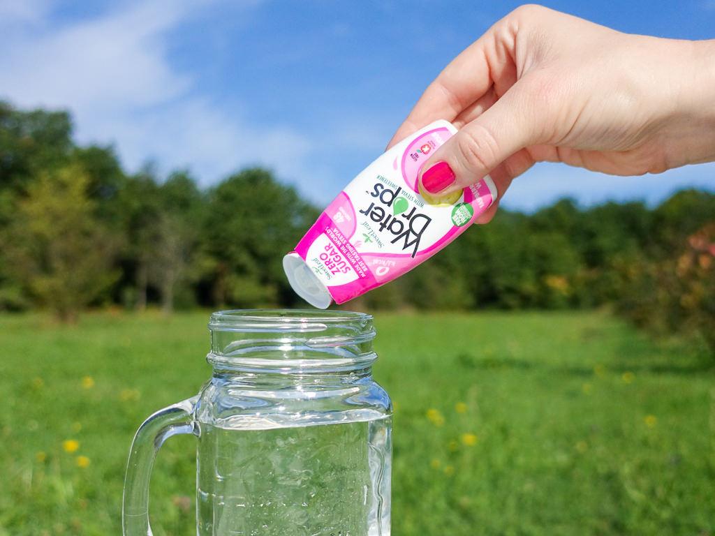Okus za vodo Water Drops