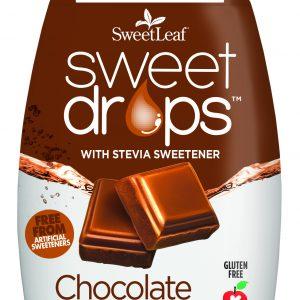 Naravno sladilo Sweetleaf SweetDrops stevia kapljice aroma čokolada