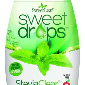 Naravno sladilo Sweetleaf SweetDrops stevia kapljice naraven okus