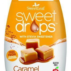 Sweetleaf SweetDrops stevia kapljice karamela
