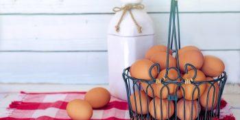 Kuhano jajce: hranilna vrednost – kalorije, beljakovine...