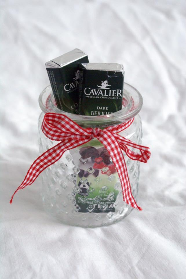 Strategija za praznike - Cavalier čokoladka