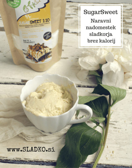 Rabarbarin sladoled - SugarSweet