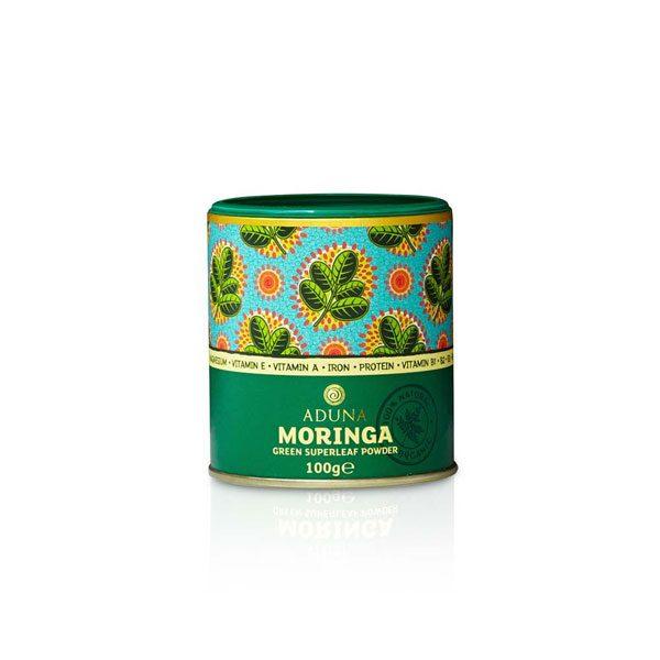 Aduna Moringa v prahu - ekološka 100 g