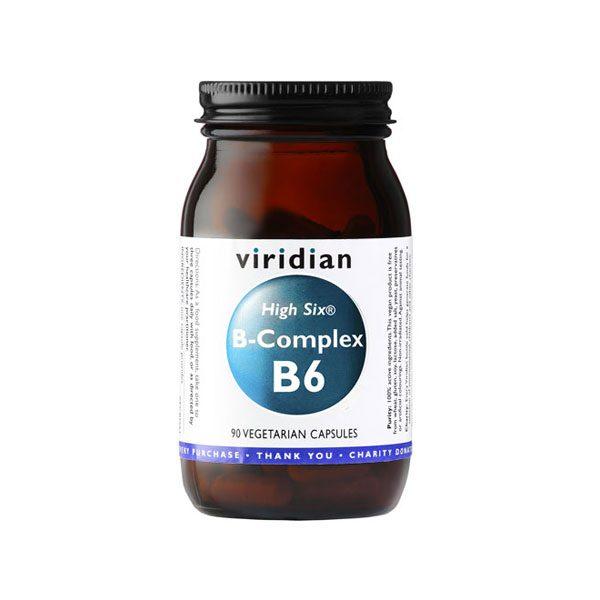 B-kompleks + B6 Viridian