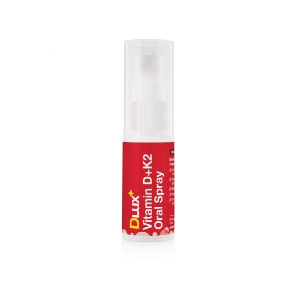 DLux PLUS BetterYou - Vitamina D3 in K2 - ustno pršilo