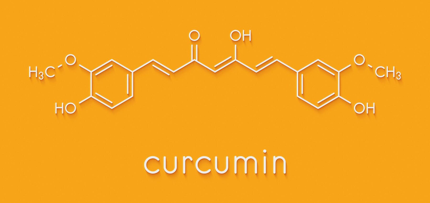 Formula kurkumina