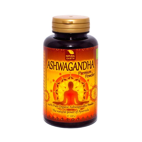 Natural Earth Ashwaganda 100 g