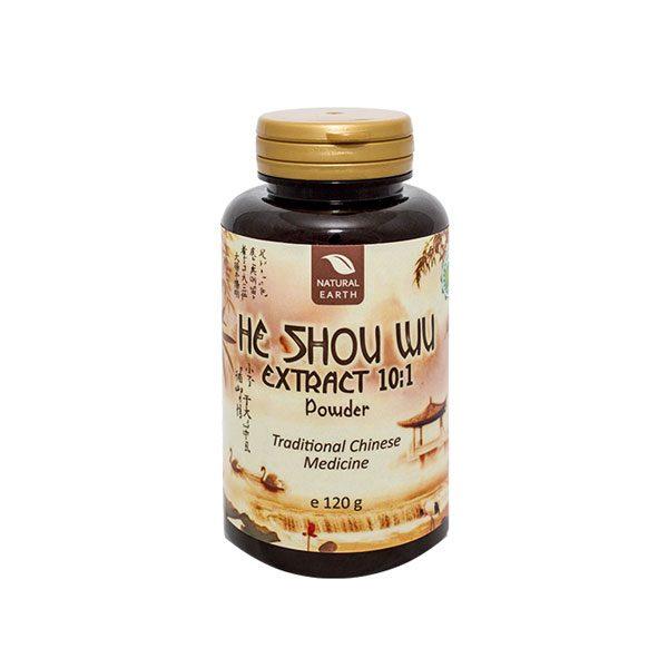 Natural Earth He Shou Wu 120 g