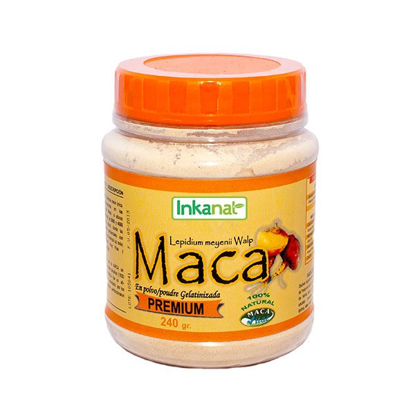 Natural Earth Maca Premium eko 240 g