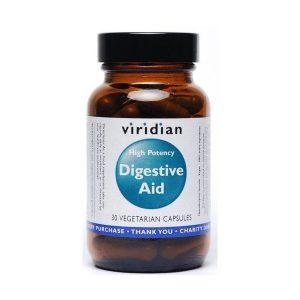 Pomoč za prebavo - prebavni encimi Viridian