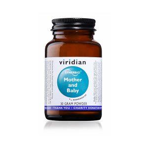 Probiotik za mame in dojenčke Viridian
