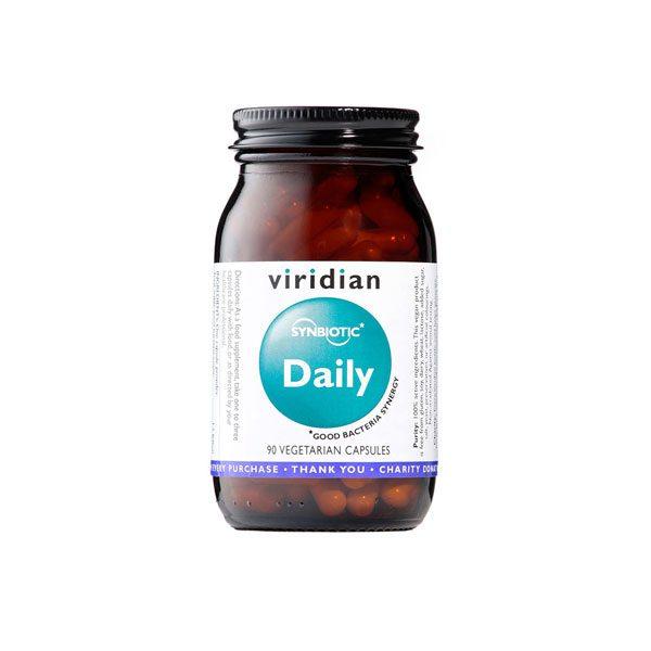 Probiotiki dnevna simbioza Daily Viridian