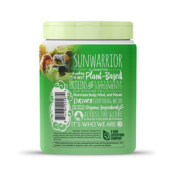 Sunwarrior Classic rastlinski proteini - Čokolada 375 g - 2