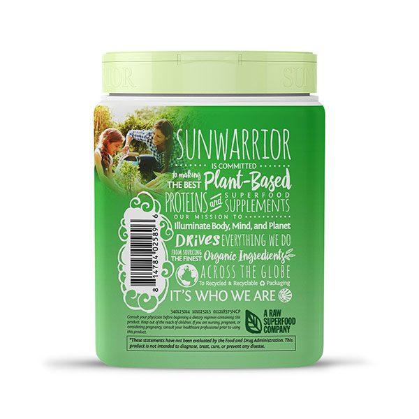 Sunwarrior Classic rastlinski proteini - Naravni 375 g - 2