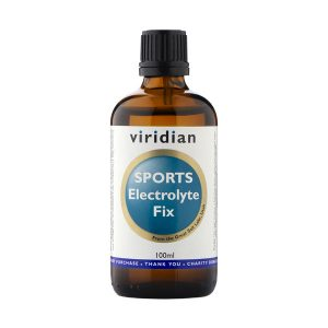 Športni elektroliti (iz Velikega slanega jezera) Viridian 100 mL