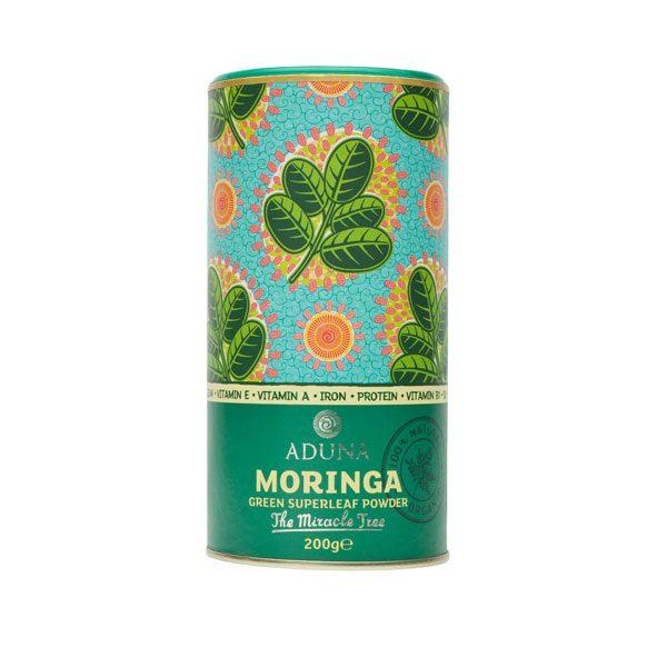 Aduna Moringa v prahu - ekološka 200 g