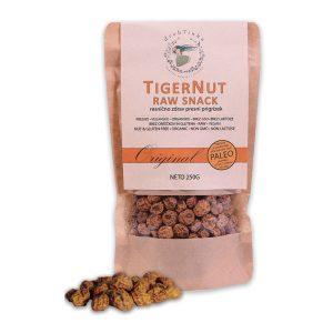 Ekološki zemeljski mandlji TigerNut Drobtinka, 230 g