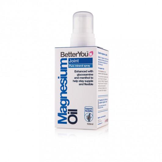 Magnezijevo olje za sklepe BetterYou 100 mL