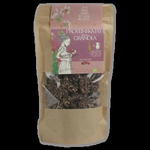 Proteinska fit presna granola jagodičevje, Live Granola Drobtinka, 230 g