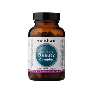 Ultimativni lepotni kompleks Viridian 60 kapsul