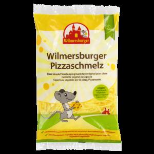 Veganski posip za pizzo - riban Wilmersburger