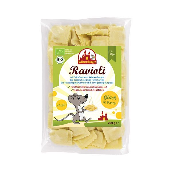 Wilmersburger veganski ravioli, 250 g (bio)
