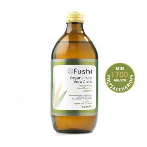 Aloe vera ekološki sok Fushi, 500 ml