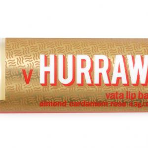 Balzam za ustnice Hurraw Vata, 4,3 g