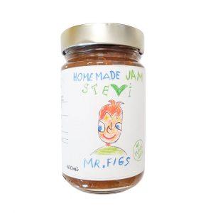 Figova marmelada brez dodanega sladkorja Stevi