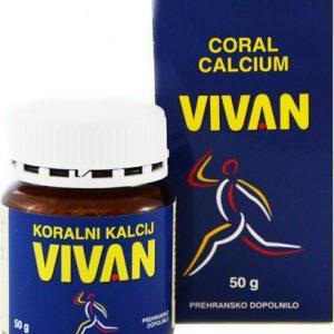 Koralni kalcij Vivan 50 g