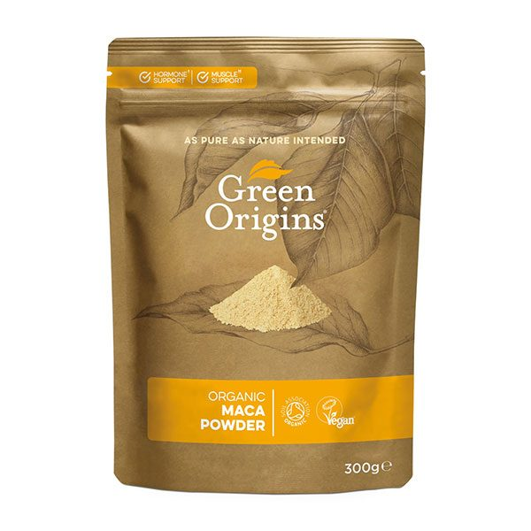 Presna maca v prahu Green Origins 300 g