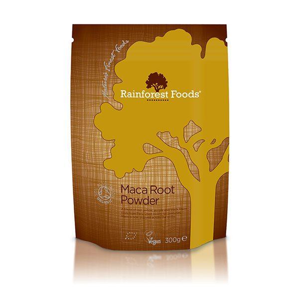Presna maca v prahu Rainforest Foods, 300 g