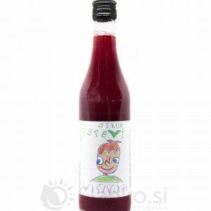 Sirup Višnja Stevi, brez dodanega sladkorja, s stevijo, 500 ml