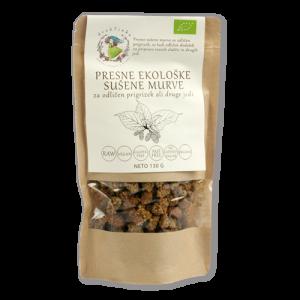 Sušene murve Drobtinka - presne, ekološke, 130 g