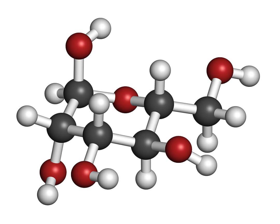 molekula d-manoze