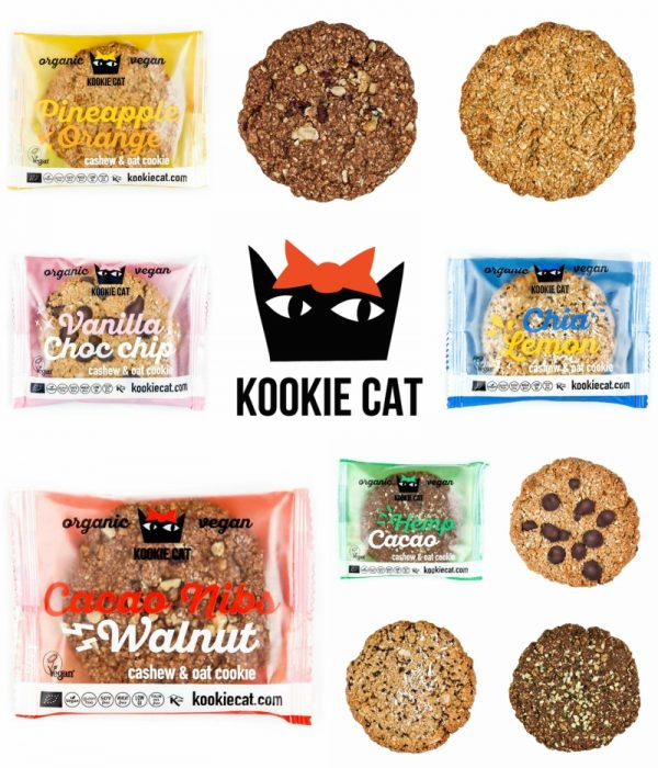Kookie Cat naravni piškoti