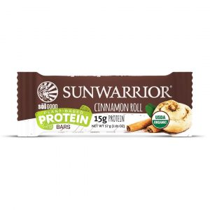 Sol Good Bar tablica z okusom cimeta SunWarrior