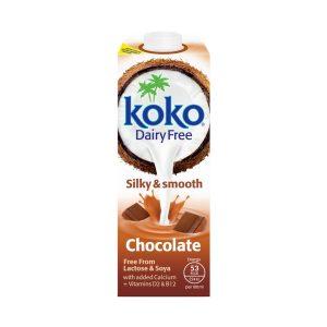 Kokosov napitek Koko Dairy Free Čokolada, 1l